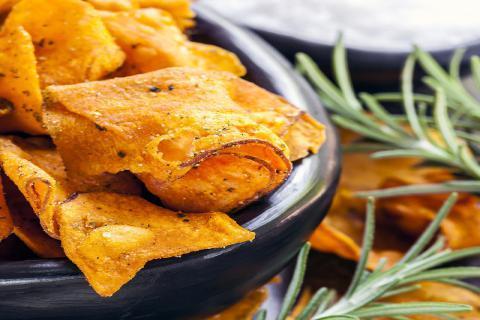 你经受得起香喷喷的烤红薯的诱惑吗