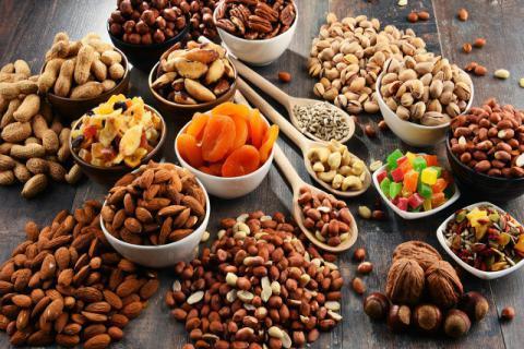 对于坚果的选择上,你是选营养还是选口味