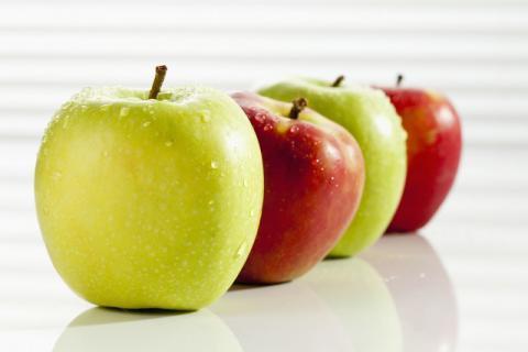 这么多年白吃苹果了,最科学的吃苹果方法是什么