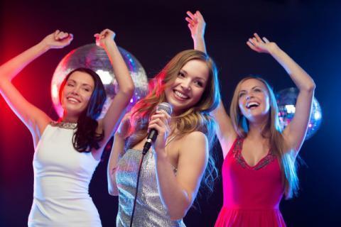 原来唱歌也是一种运动