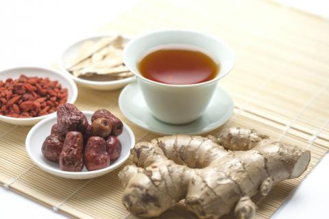 """每天喝点姜枣茶,""""六月飞雪""""也不怕"""