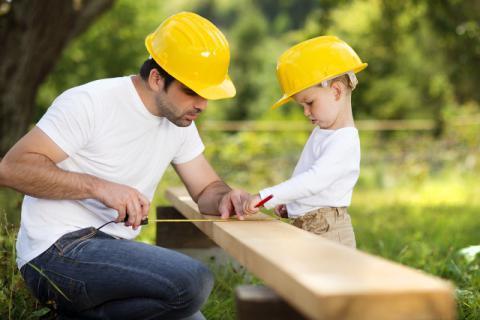为了孩子的健康成长,不要让自己成为隐形爸爸