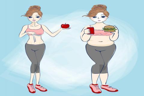 你是不是进入到了减肥的瓶颈期