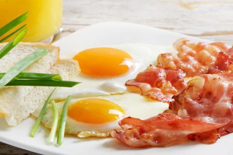 几分钟就能搞定,适合上班族的早餐搭配