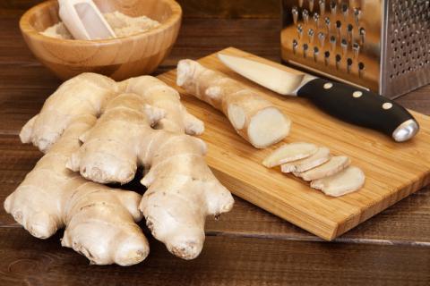 生姜的功效有哪些,多吃点能祛病