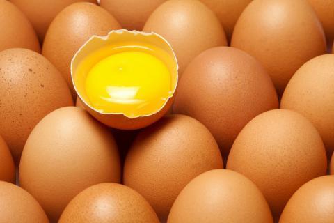 鸡蛋和白醋搭配,还可以发挥出这样的妙用