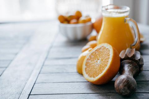 金桔蜂蜜的做法和功效