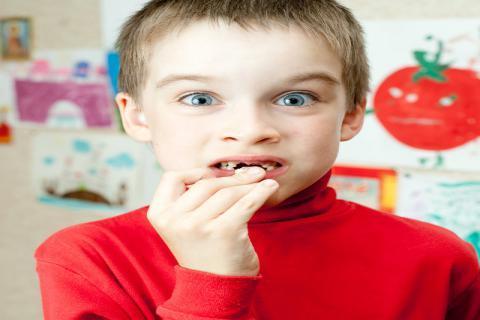 看着你换牙,是家长给孩子最安全的陪伴