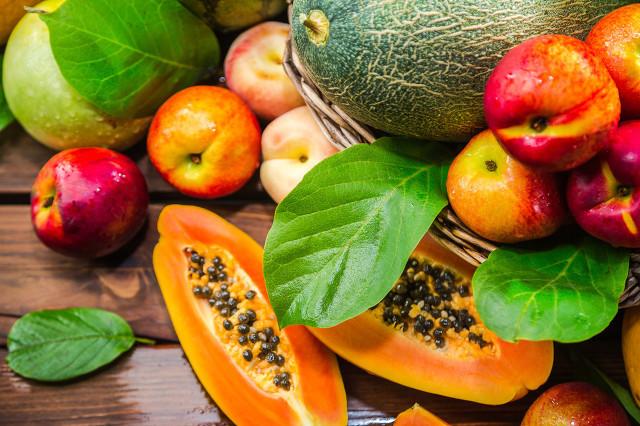 秋天都有什么水果成熟,秋天吃水果能养生!