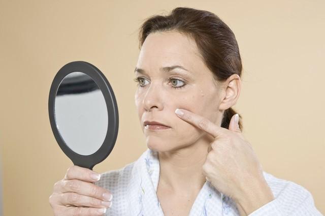 女人衰老的五大信号,出现这些症状一定注意了