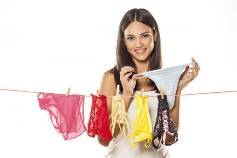 内裤洗不干净容易得病,掌握这几个方法