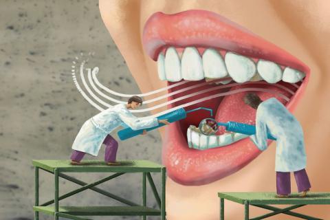 口腔的卫生健康关系到全身各个脏器的健康