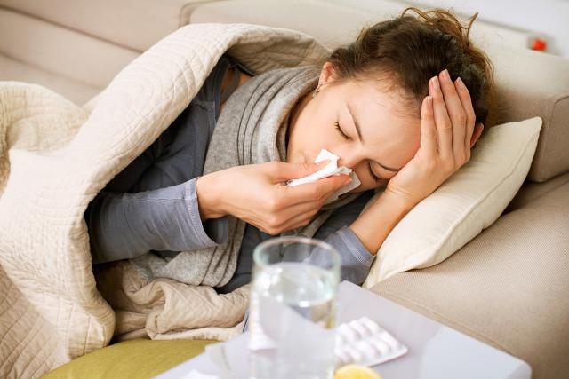 女的经常感冒吃什么增强抵抗力?这些生活习惯都要注意