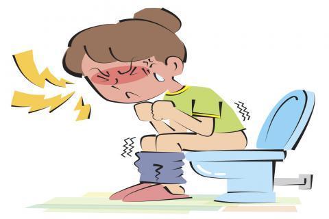 如何缓解你的难言之隐,痔疮对身体的危害