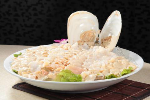 象拔蚌,一种谜一样的海鲜产品