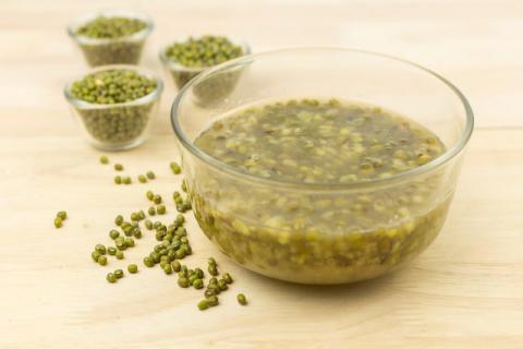 绿豆沙和绿豆粥有什么区别,冰镇绿豆粥怎么做