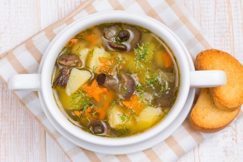 鲜香至极,适合孕妇滋补养生的菌菇汤的种类