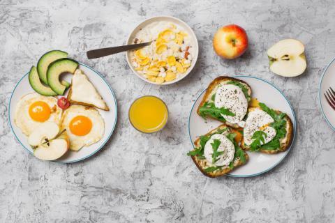 日常食物怎么搭配?怎么保证食物营养均衡