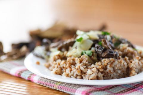 减肥消脂的杂粮主食――荞麦
