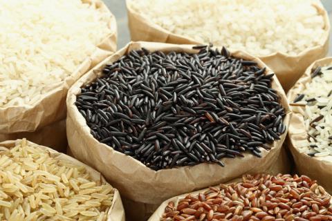 药食同补的滋补谷类,黑米的常见食用方法