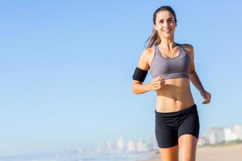跑步算剧烈运动吗     跑步能瘦肚子吗