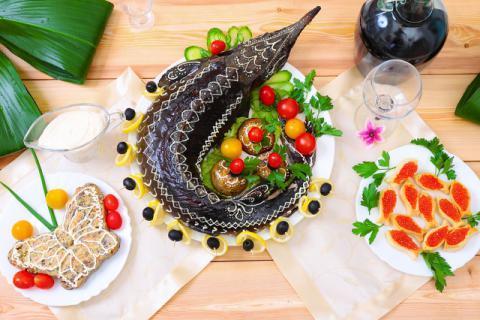 中华鲟的鱼肉中含有丰富的营养物质,食用前需要注意这些问题
