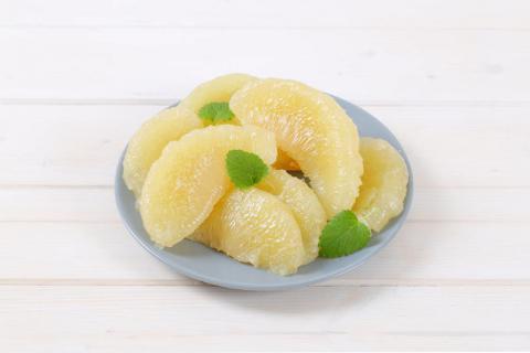 降血压吃什么 柚子的功效作用