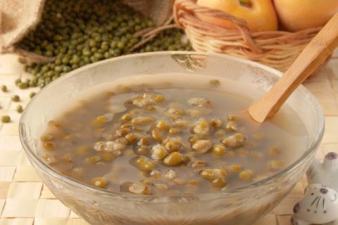 夏天喝绿豆汤的好处有哪些