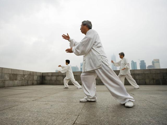 太极呼吸法养生有效吗?老年人打太极的注意事项有这些