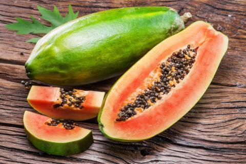 吃木瓜有什么好处 木瓜真能丰胸吗
