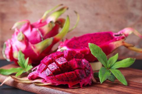 火龙果的功效作用 清肠润燥减肥佳品