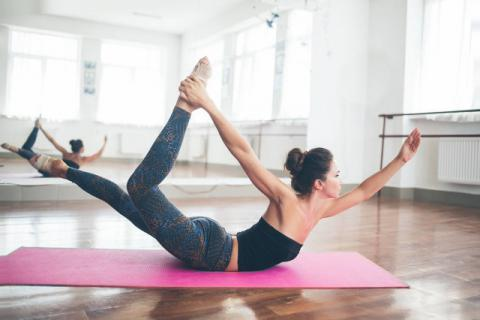 初练瑜伽多久合适,要根据体质量力而行