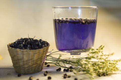 黑枸杞泡茶有哪些好处,营养虽高却不能乱喝