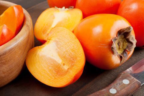 柿子的功效作用有哪些 降压止血吃它就对了