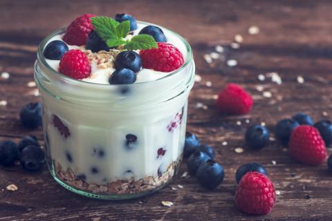 酸奶的功效作用 让你越喝越年轻