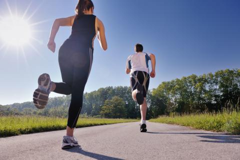 秋季最适合的运动,强身健体保健康