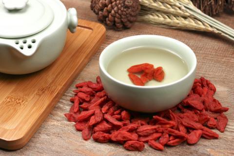 秋季女性养生茶,健胃降压防感冒