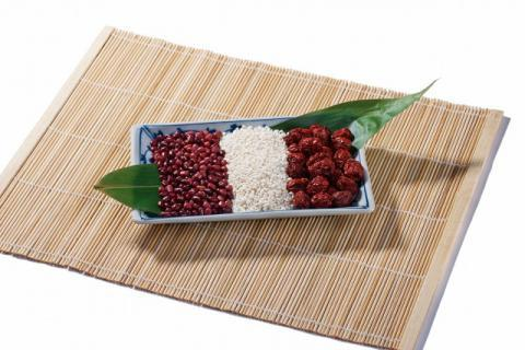 红豆的功效和食用禁忌,补血养颜补身体