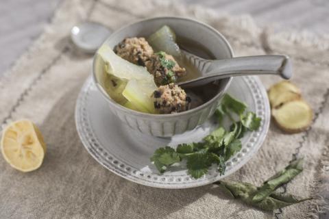 冬瓜排骨汤的功效作用