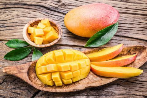 芒果的几大养生功效 抗菌消炎还止晕