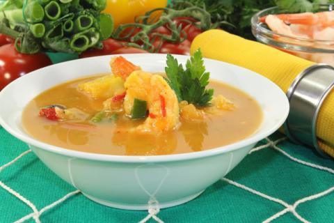 三鲜芙蓉汤的做法和功效