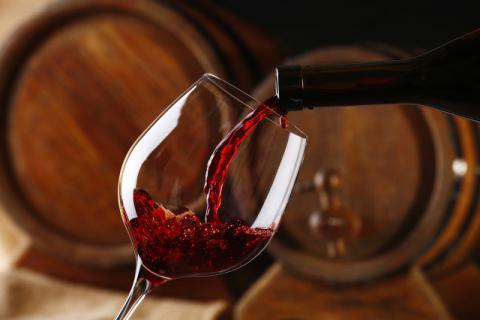 葡萄酒的九大养生作用