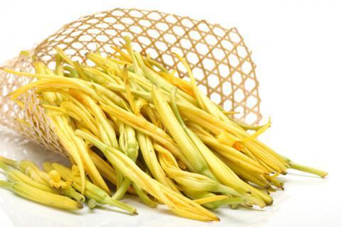 黄花菜的营养及功效
