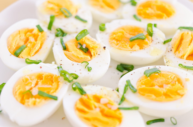 如何煮出来溏心鸡蛋