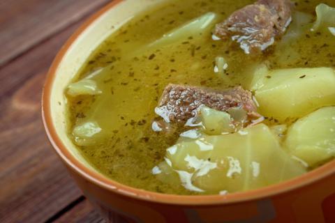 当归羊肉汤的做法是甚么,当归羊肉汤有哪些利益?