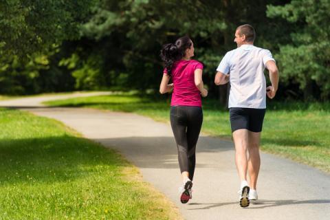户外慢跑如何保护膝盖,这些注意事项需谨记!