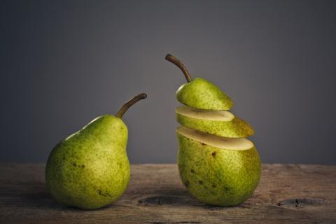 梨的几种新吃法