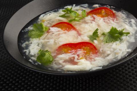 如何制作出滑嫩口感的鸡蛋汤,鸡蛋汤的适宜人群