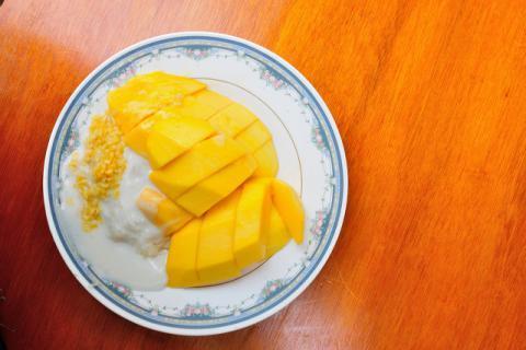 蜂蜜和芒果可以一起吃吗,蜂蜜和芒果搭配是好是坏