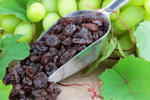 葡萄干如何晒制,食用葡萄干对身体的好处